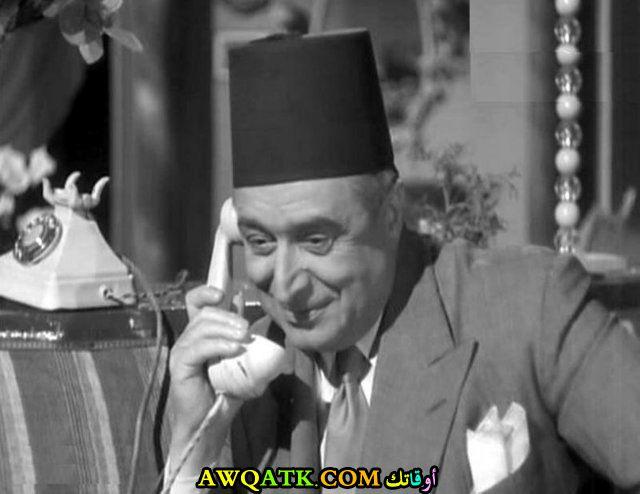الممثل سليمان نجيب