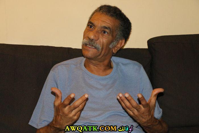 صورة جديدة للنجم المصري سيد رجب