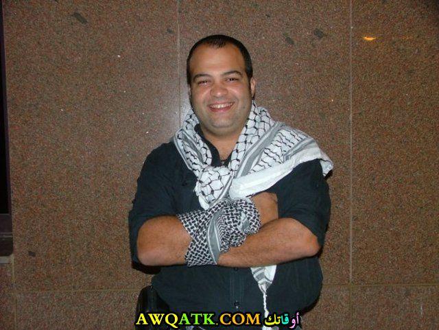 صورة جديدة للنجم المصري شريف باهر