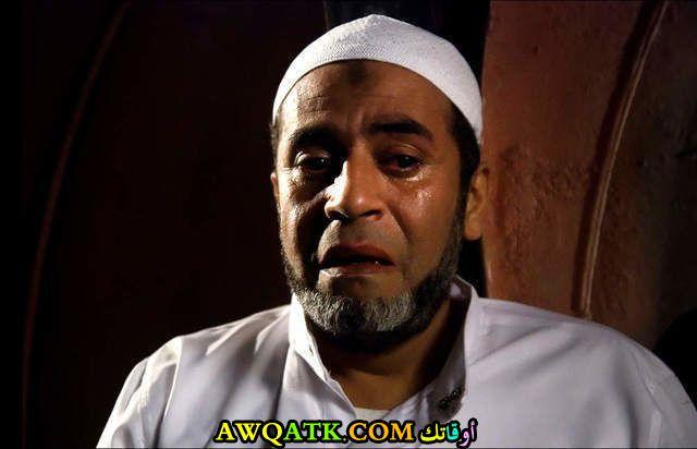 أحدث صورة للفنان المصري صبري فواز