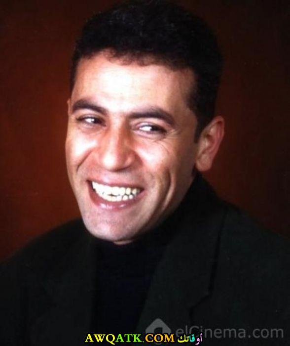 صورة قديمة للممثل صبري فواز