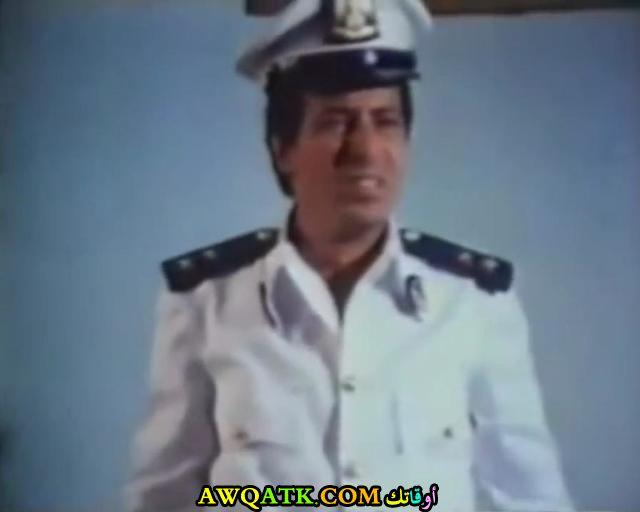صورة قديمة ورائعة للنجم المصري صلاح السعدني