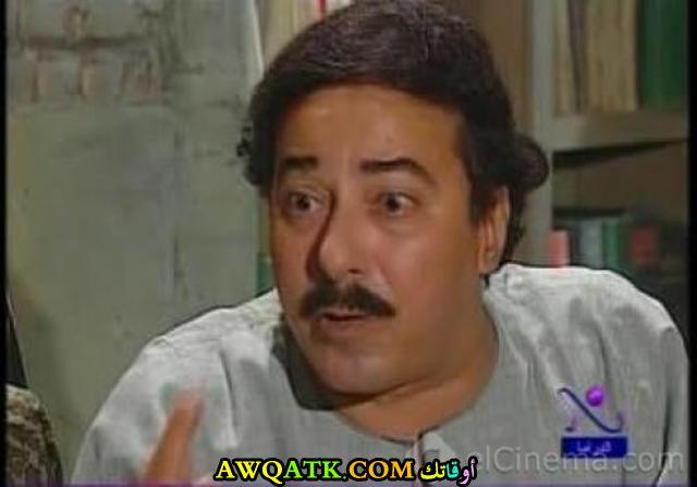 صورة للفنان صلاح السعدني داخل مسلسل