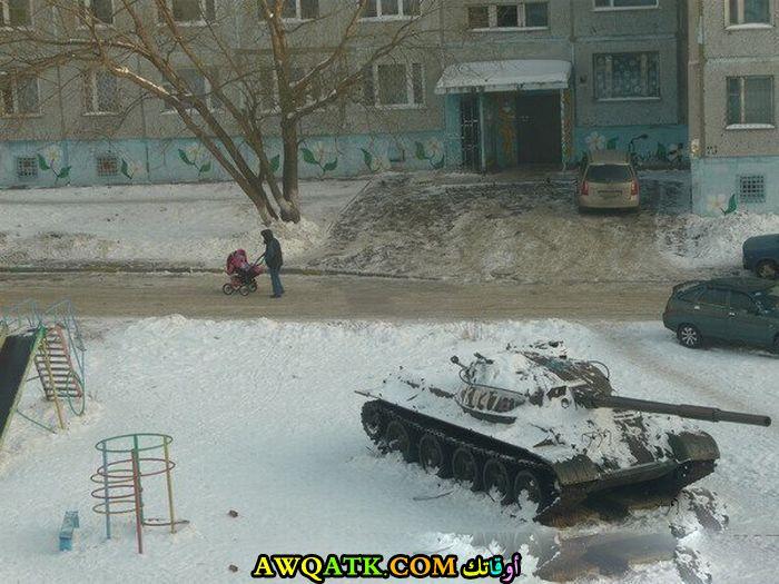 الجيش الروسي دة عايز موضوع لوحده