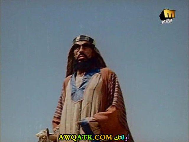 صورة الفنان المصري طوسون معتمد داخل فيلم