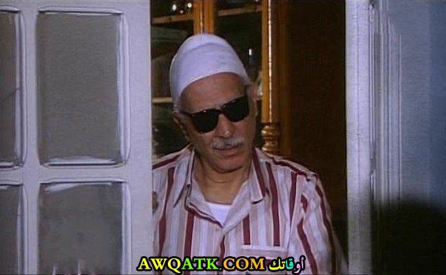 صورة للفنان عبد الرحمن أبو زهرة داخل مسلسل