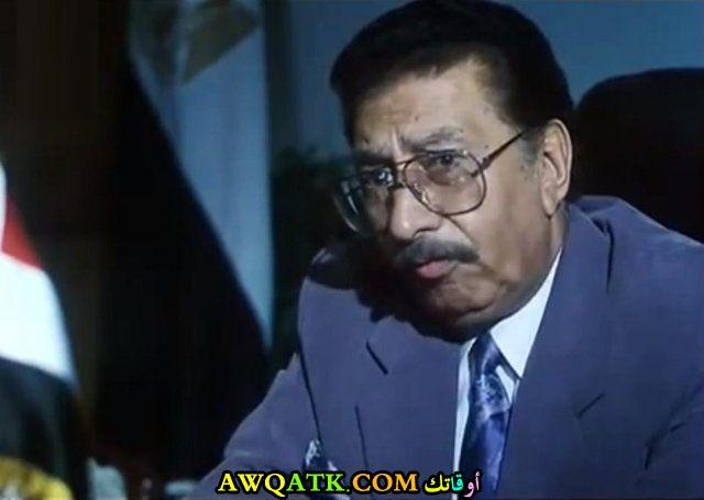 صورة الفنان المصري عثمان محمد علي داخل فيلم