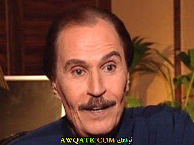 صورة جديدة للنجم المصري عزت العلايلي