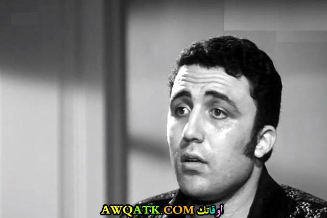 صورة قديمة للممثل عماد محرم