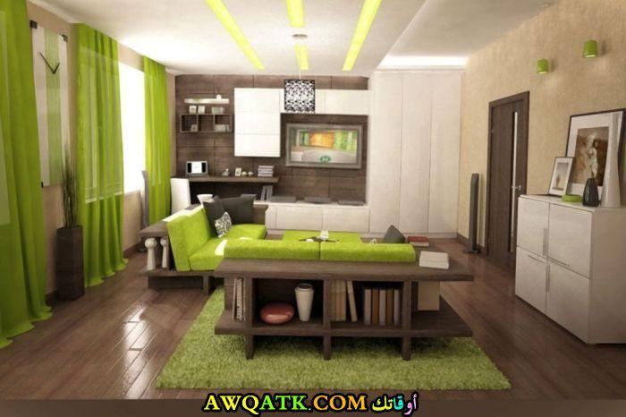 غرف معيشة يابانية بسيطة وروعة
