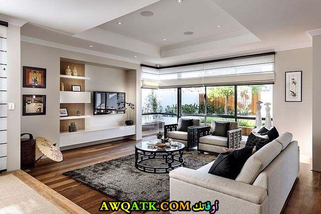 غرف معيشة يابانية رائعة