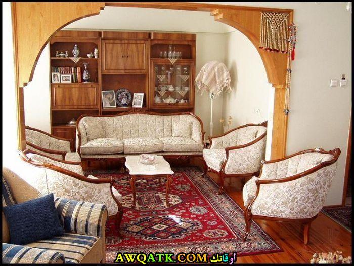 غرفة معيشة تركية جديدة 2018