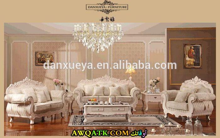 غرفة معيشة تركية روعة