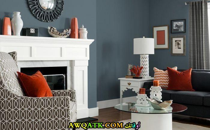 غرفة معيشة تناسب الذوق الراقي