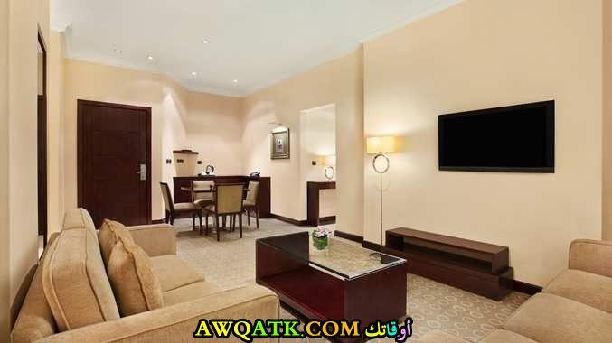 غرفة معيشة سعودية روعة وجميلة