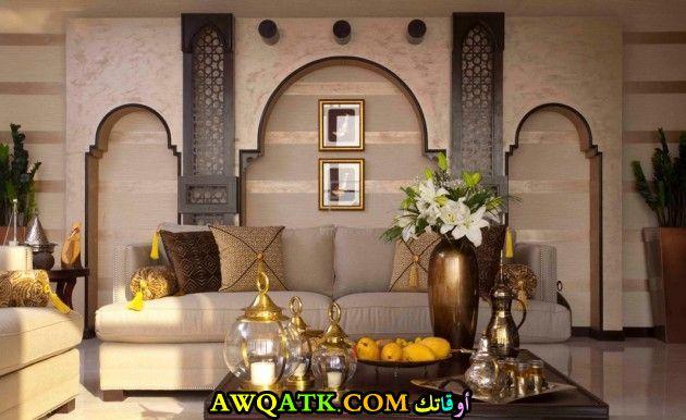 من أجمل وأحلي غرف معيشة عربية