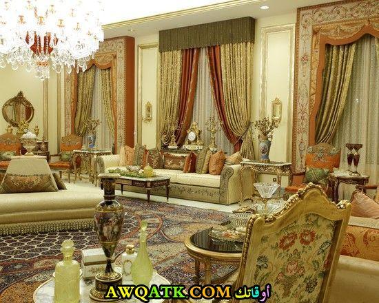 غرفة معيشة عربية جديدة 2018