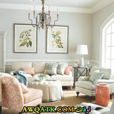 غرف معيشة عملية جميلة جداً