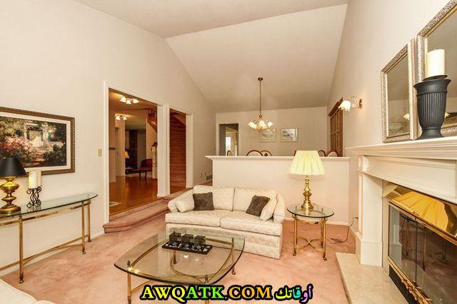 غرفة معيشة عملية جديدة وروعة