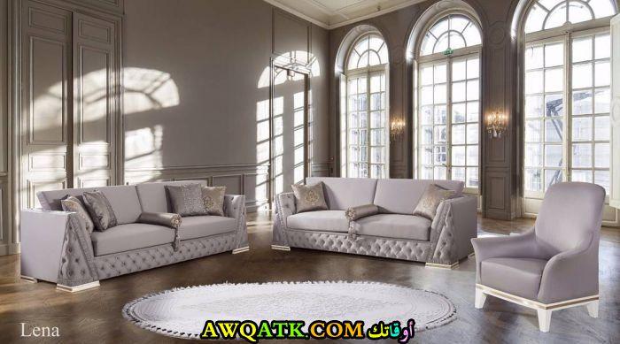 غرفة معيشة ليبية شيك جداً