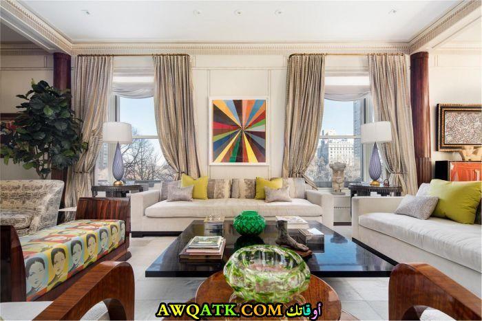 غرفة معيشة هوم بلازا رائعة