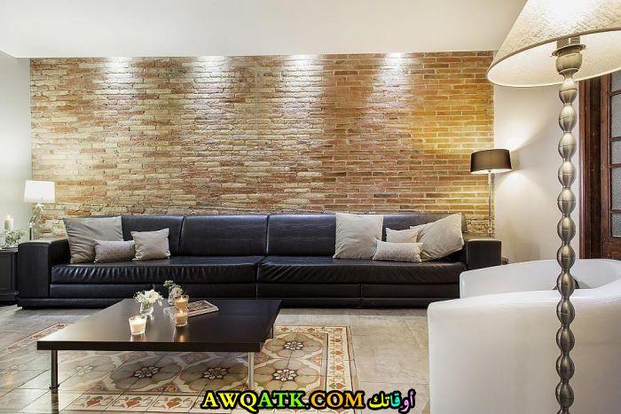 غرفة معيشة هوم بلازا في منتهي الجمال