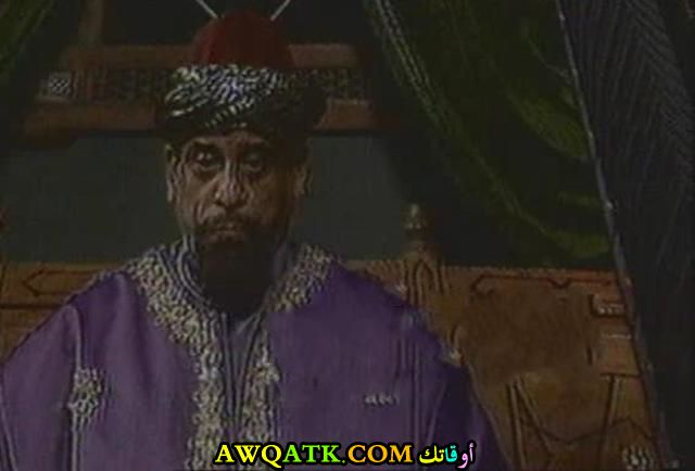 صورة قديمة للممثل فاروق نجيب