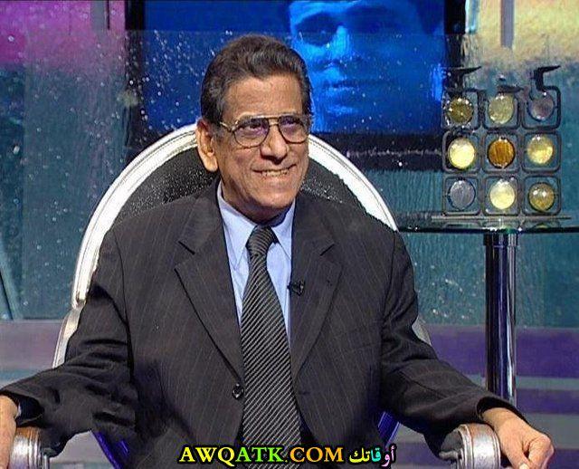 صورة للنجم المصري فاروق نجيب