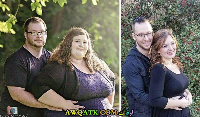 فرق كبير في الوزن طبعا