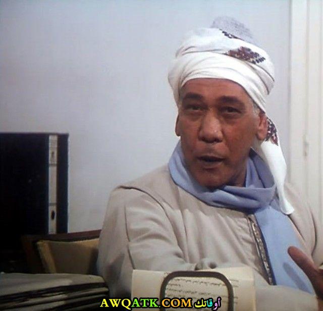 صورة الفنان المصري محمد أبو حشيش داخل فيلم