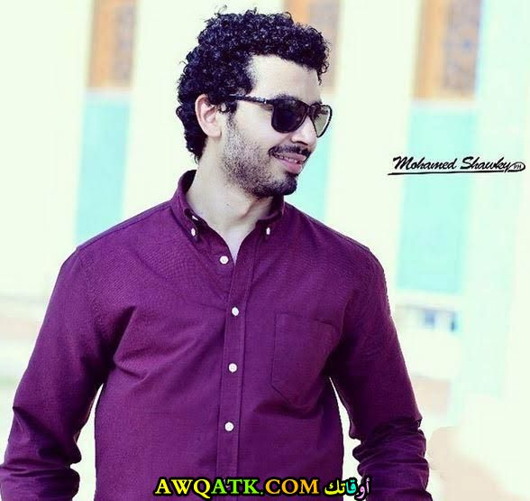 صورة جديدة للنجم المصري محمد أنور