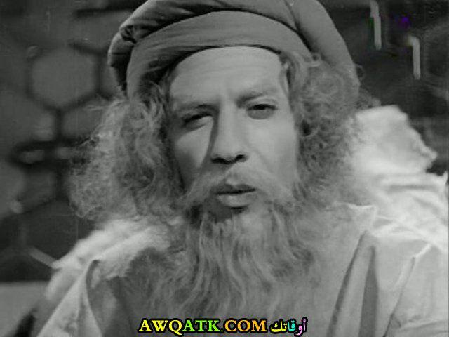 صورة الفنان المصري محمد الطوخي داخل فيلم