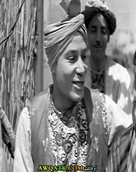 صورة الفنان المصري محمد الكحلاوي داخل فيلم