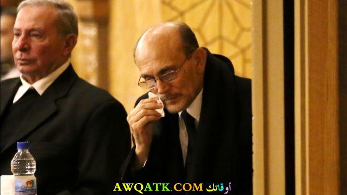 أحدث صورة للفنان المصري محمد صبحي