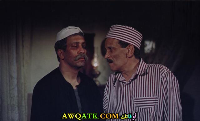 صورة جديدة للفنان محمد فريد داخل مسلسل