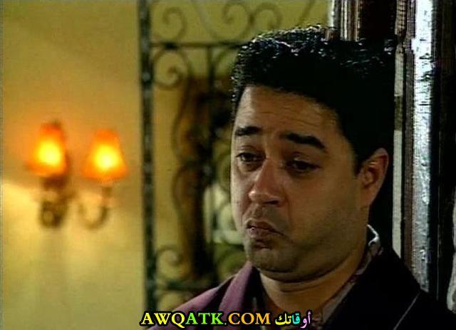 صورة قديمة للممثل مدحت صالح
