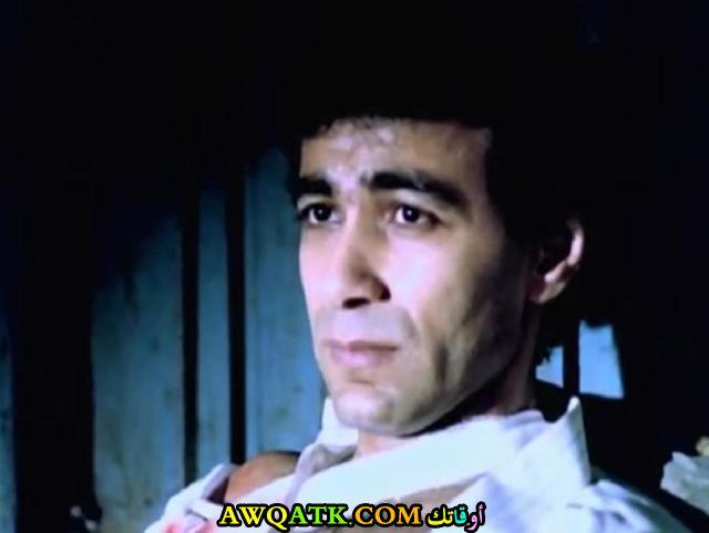 صورة الفنان المصري مصطفى كريم داخل فيلم