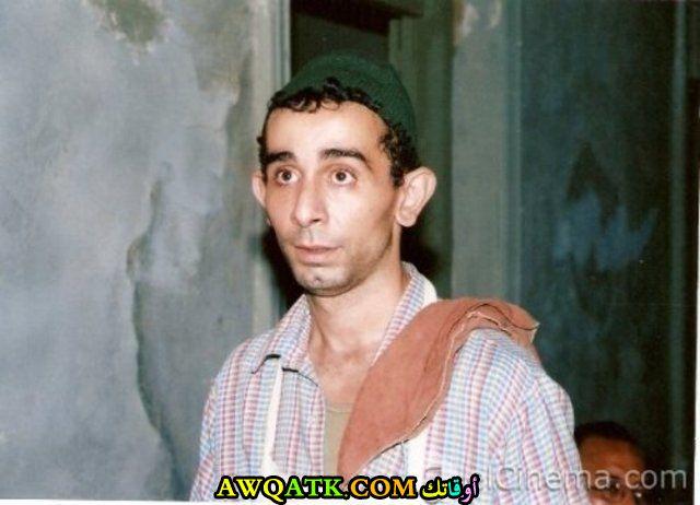 صورة جديدة للفنان مصطفى هريدي داخل مسلسل