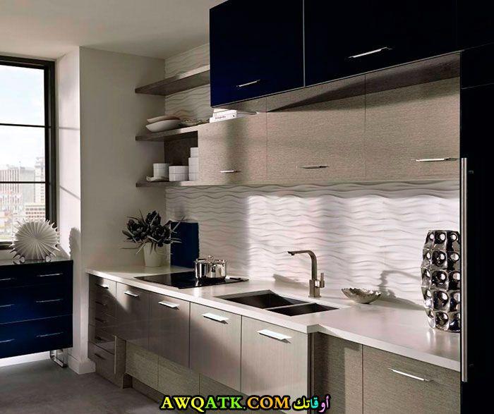 مطبخ أكريليك روعة وجميل