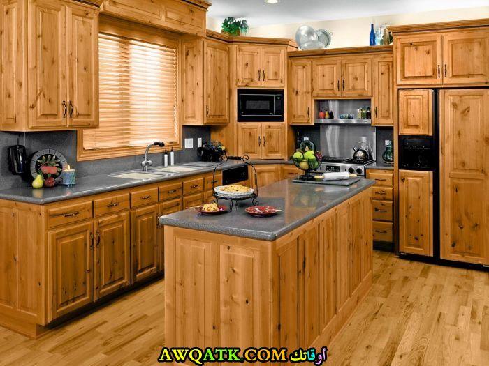 مطبخ خزائن قمة في الجمال