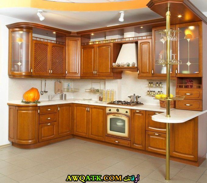 مطبخ خشمويوم جميل ورائع