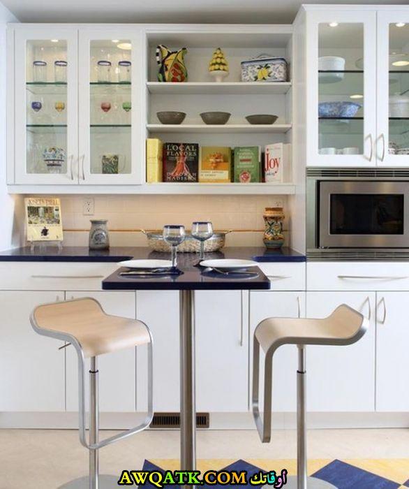 مطبخ زجاج يناسب الذوق الراقي
