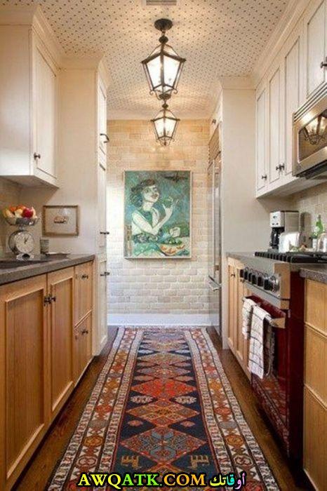 مطبخ عادي قمة في الجمال