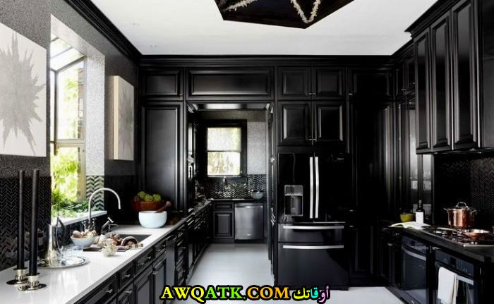 مطبخ هوم زو قمة في الجمال