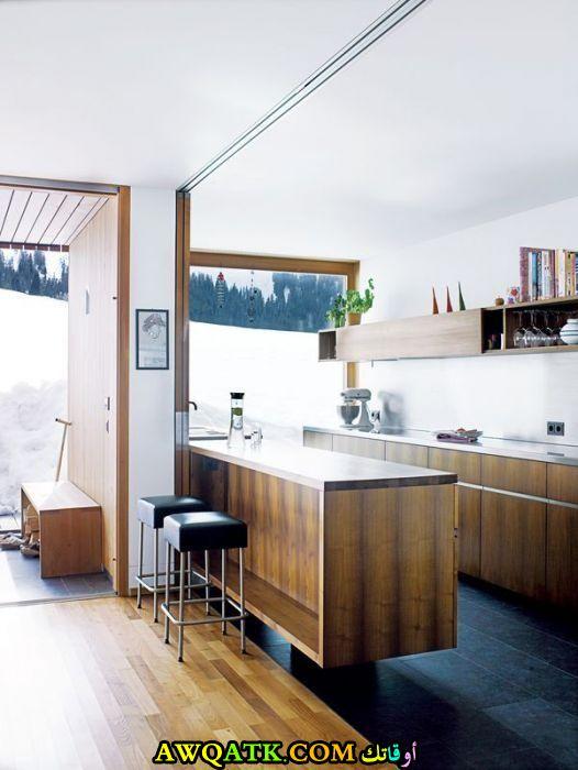 مطبخ هوم زون رائع وجديد