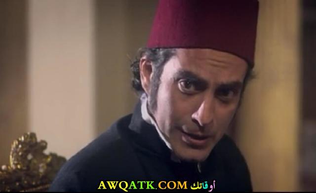 صورة جديدة للفنان نبيل عيسى داخل مسلسل