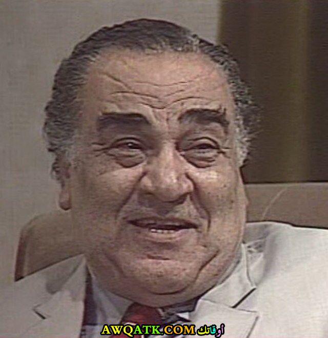 صورة للفنان نظيم شعراوي داخل مسلسل