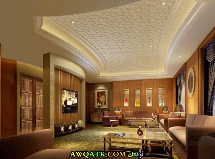 سقف فلل سعودي كويتي رائع وجميل
