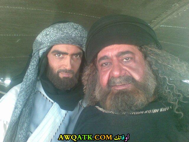 الممثل أشرف طلفاح