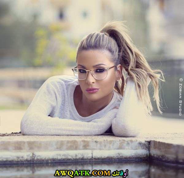 الممثلة باميلا الكيك